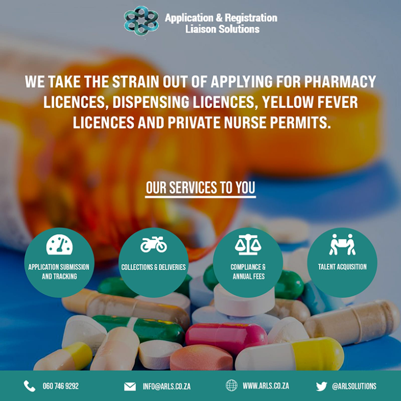 Licence application service